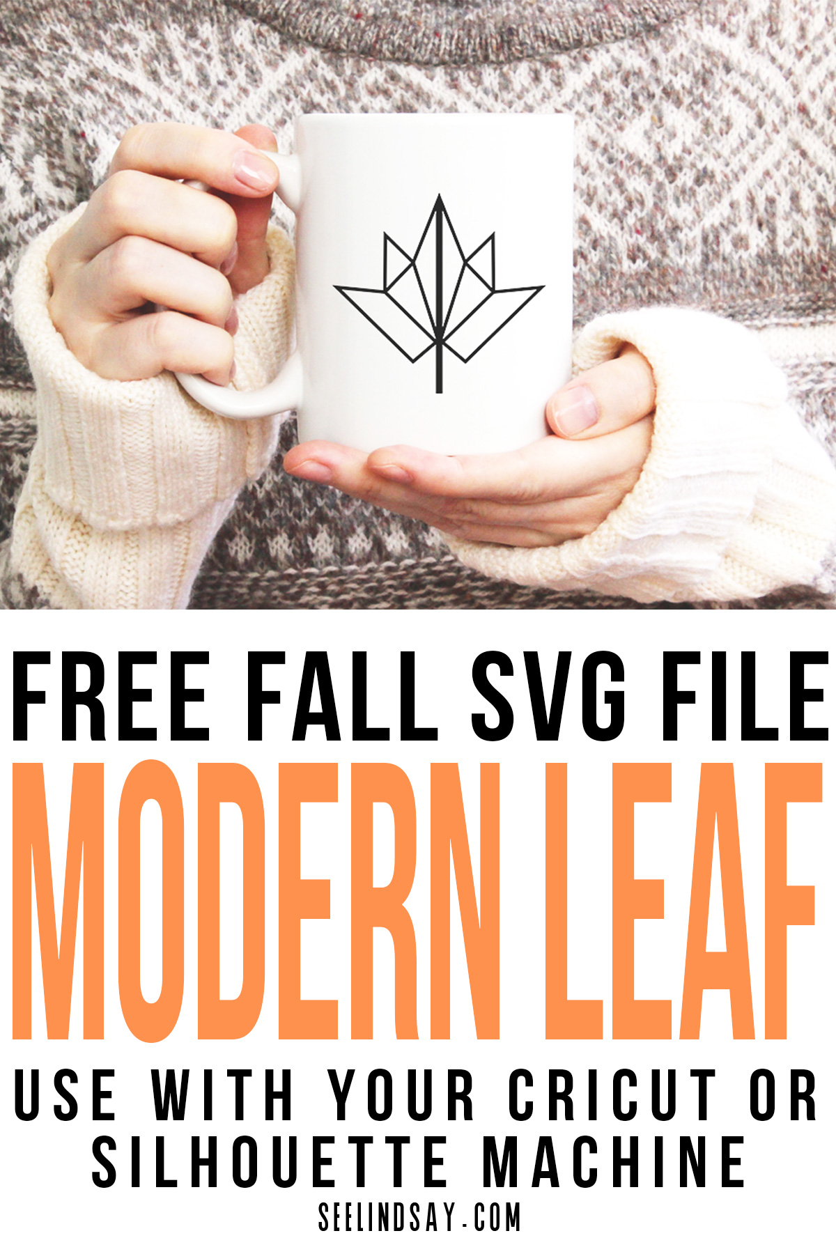 modern leaf svg file for free