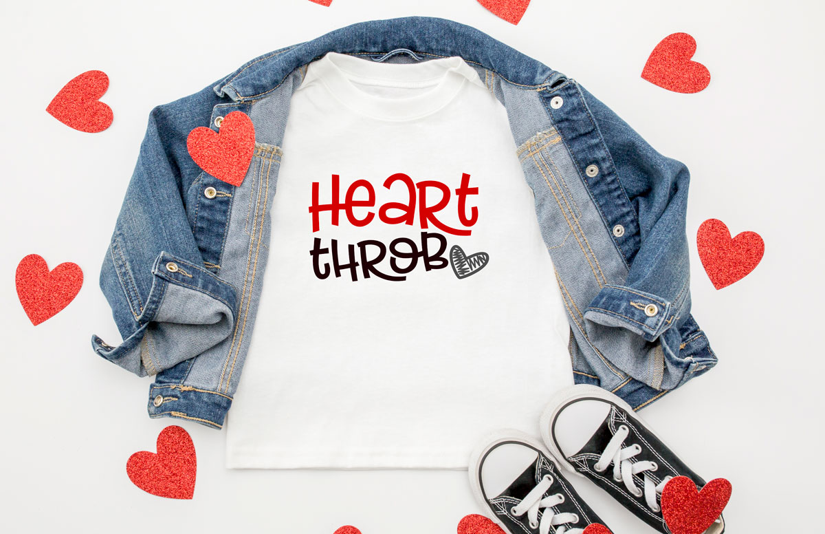 toddler boy valentine shirt