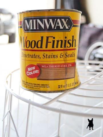 minwax wood stain