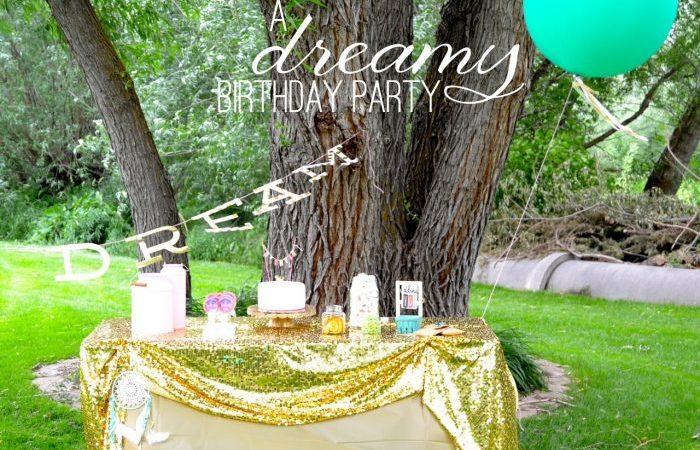 A Dreamy Birthday Party for a Birthday Girl