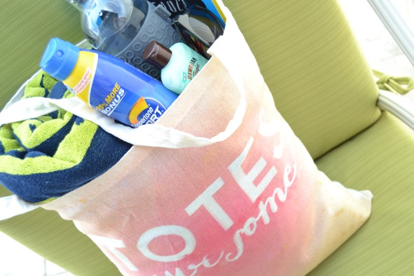 """Totes"" Crazy about a Beach Bag!"