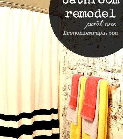 Bathroom Remodel Pt. 1