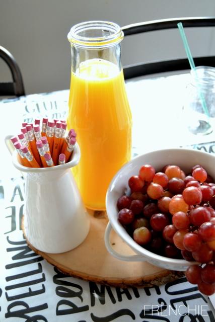 Back to School Breakfast on seelindsay.com