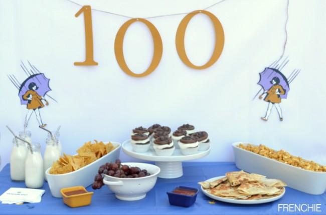 Happy 100th Birthday, Morton Salt Girl! Party on seelindsay.com #mortonsaltgirl100