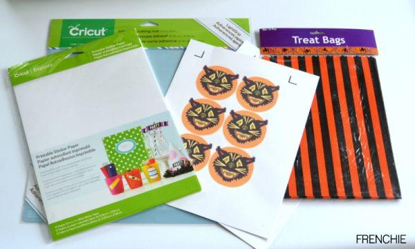 Print and Cut Supplies for Cricut