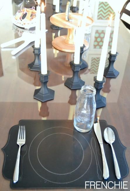 Easy Wedding Table with your Cricut Explore on seelindsay.com