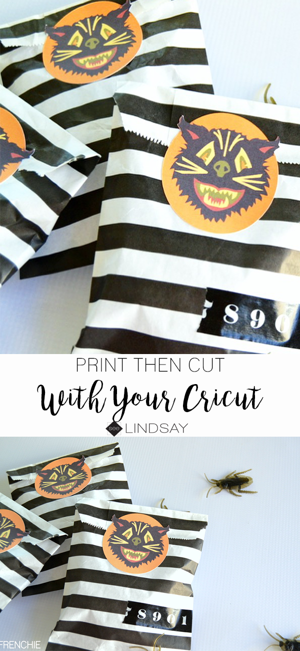 Learn how to use the print then cut feature on your cricut