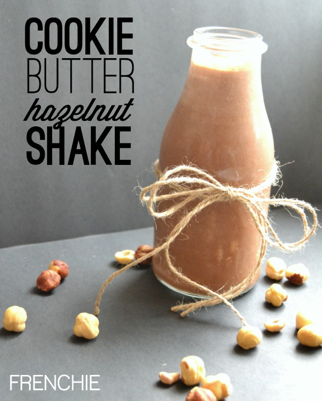 Cookie Butter Shakes, Casseroles and a Halloween Table?
