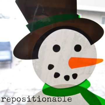 Do you want to build a Snowman with Cricut? On seelindsay.com for #cricutdesignstar