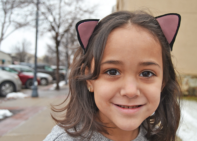 little girl hair accessories