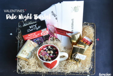 A Fun Valentines Date Night Basket and Monthly Date Night Printables