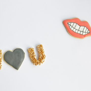 Create these one of a kind sugar cookies using The Alison Show's recipe. So informative and useful