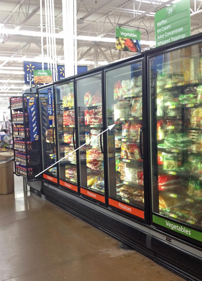 Walmart Shopping Photo