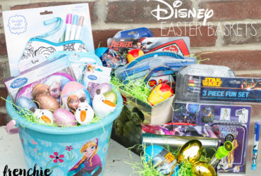 Disney Easter Baskets for Any Age
