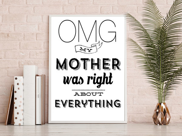 Free Mothers Day Printables – Paper Source Inspired