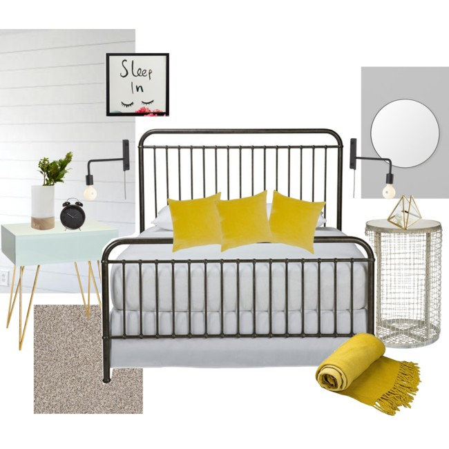 Frenchie bedroom inspirtaion