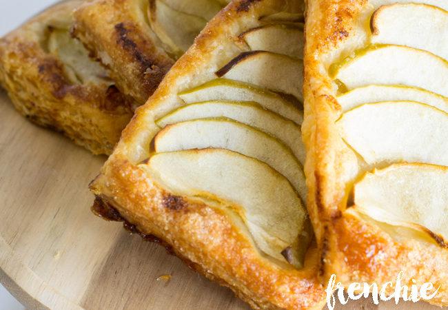 Mini French Apple Tart Recipe