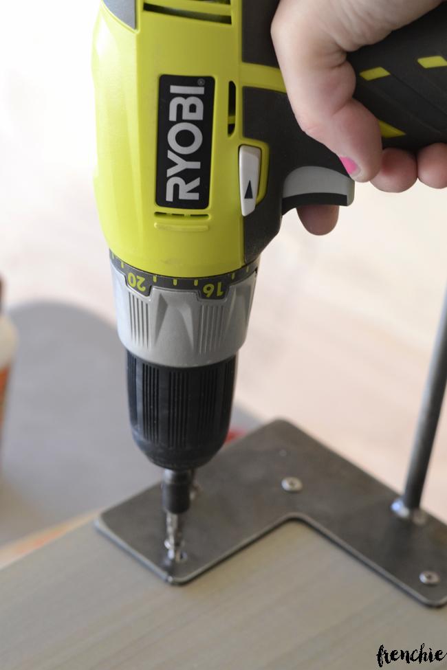 Ryobi Drill Table