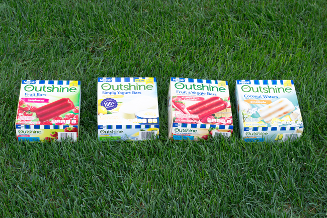 Create a successful Perennial Garden using the old with the new. #OutshineSnacks #ad