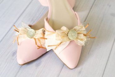 Fancy Shoe Clips That You Can Easily Make