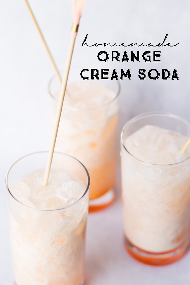 Orange Cream Soda
