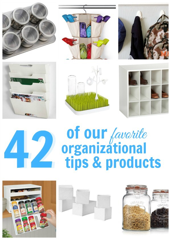 Bloggers Organization Ideas