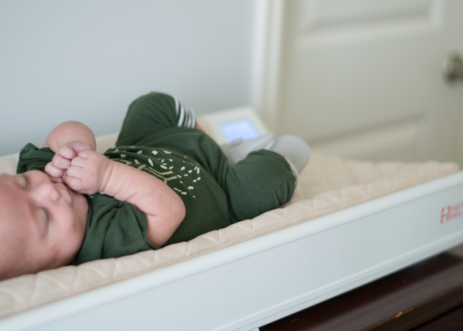 What is the best way you can take care of your premature baby once they've come home? The Hatch Baby Smart Changing Pad is a great tool for babies who need extra care.