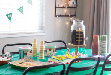 Easy Football Party Ideas for Kids