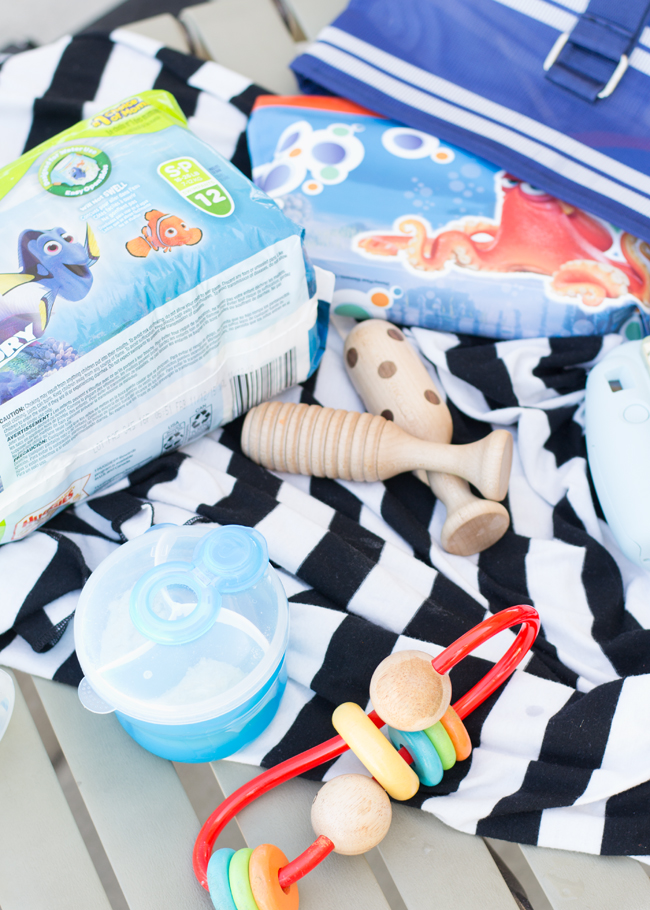 Want to know what to pack in your swim bag when you've got a baby? Check out all the tips and tricks here.