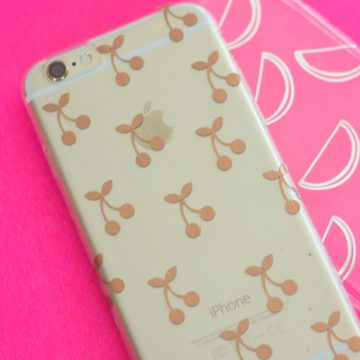 How to make your own personalized phone case using your Cricut Explore