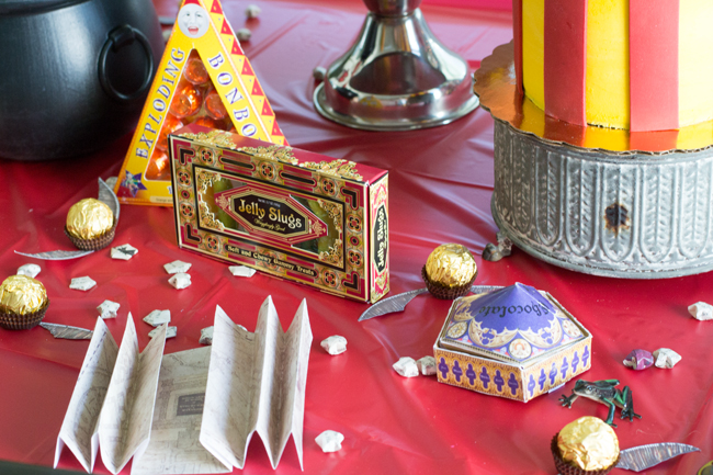 Celebrate 'The Boy Who Lived' with these Harry Potter birthday party ideas.