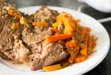 Instant Pot Sunday Roast Beef Dinner