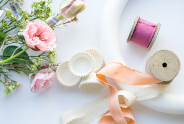 Quick and Easy Mothers Day Wreath, the Perfect Gift