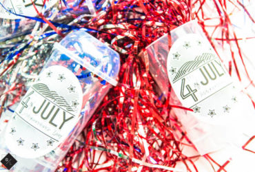 Fourth of July Confetti Poppers with your Cricut