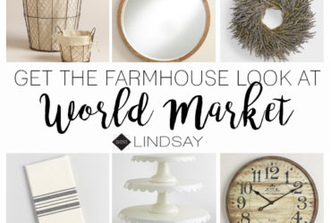 Get the Fixer Upper look from World Market