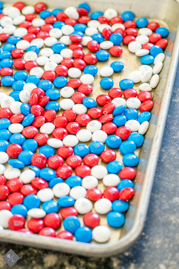 Fourth of July Rice Krispie Treats