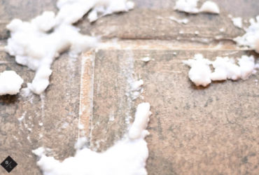 The Best Way to Clean Tile Grout with Borax