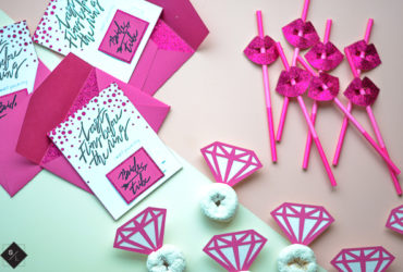 Throw a Bachelorette Party with your Cricut Maker