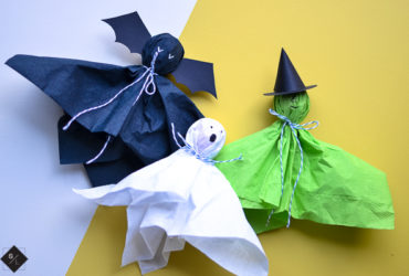 Classroom Halloween Craft – Spooky Suckers