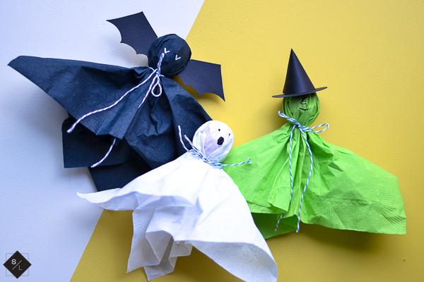Classroom Halloween Craft – Spooky Suckers