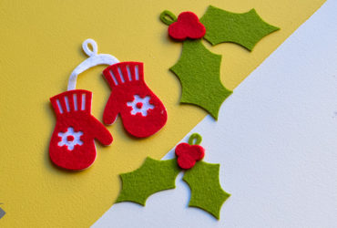 Felt Gift Tags with your Cricut Maker