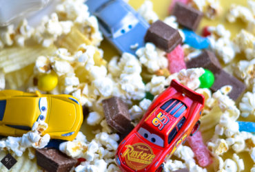 Cars 3 Candy Popcorn Recipe