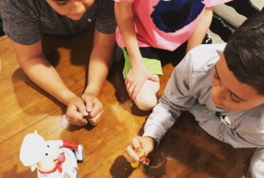 Make a Memorable Game Night for Kids