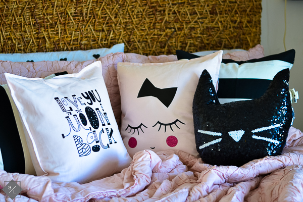 DIY Valentine Pillow