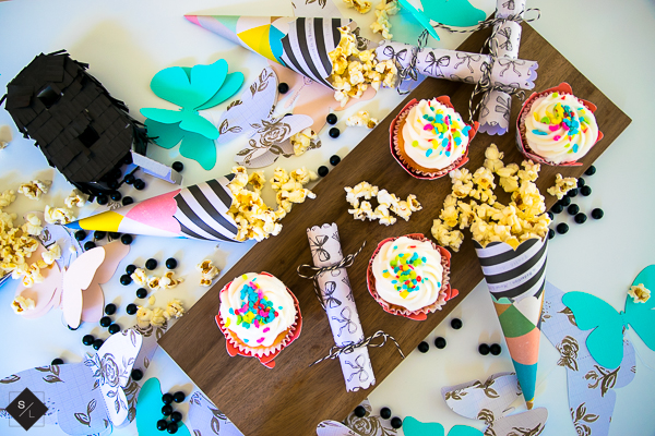 Make Your Own Butterly Party with Tuesday Morning