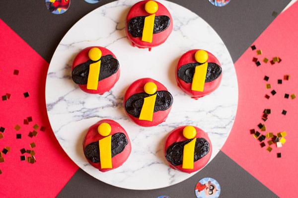 Disney Pixar Incredibles II Oreo Cookies