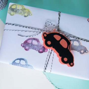 Did you know that you can make your own stamps with your Cricut? Learn all the tips and tricks to cutting rubber with your Cricut Maker and Cricut Explore. #cricut #cricutmade #customstamps