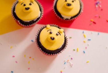 Winnie the Pooh Cupcakes