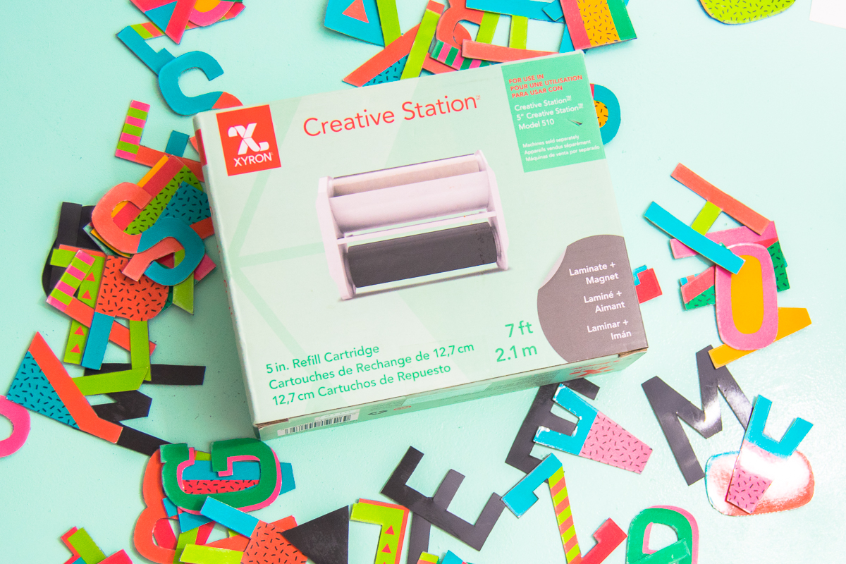 DIY Alphabet Magnets for your Toddler