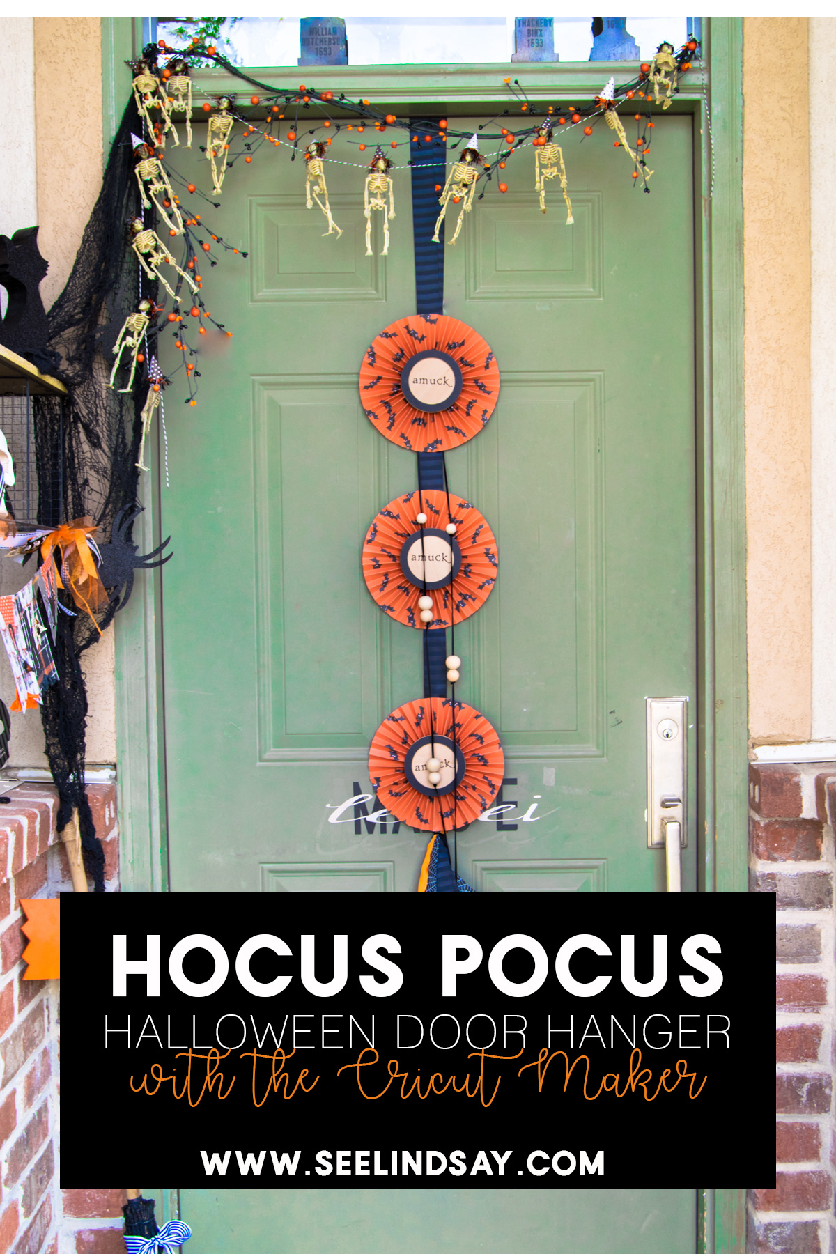hocus pocus porch decorations